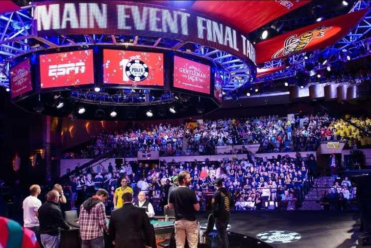 Эфир Главного события с WSOP 2018