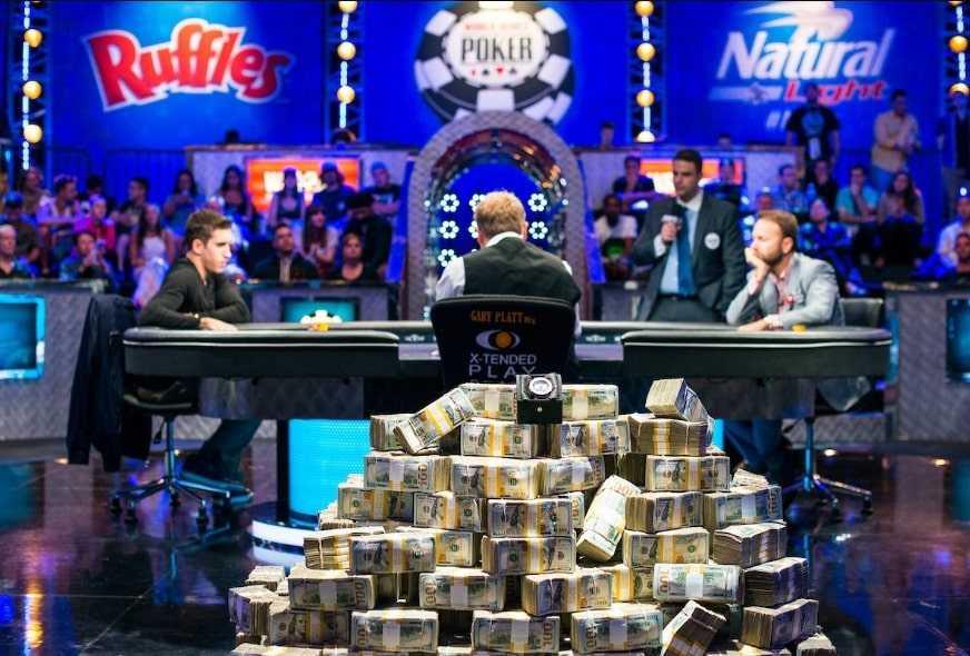 Poker GO ведет эфир с Big One for One Drop 2018
