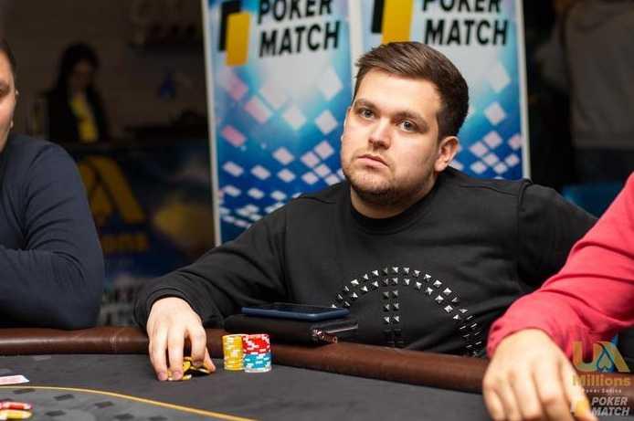 Вице-чемпион Украины Ренат Богданов