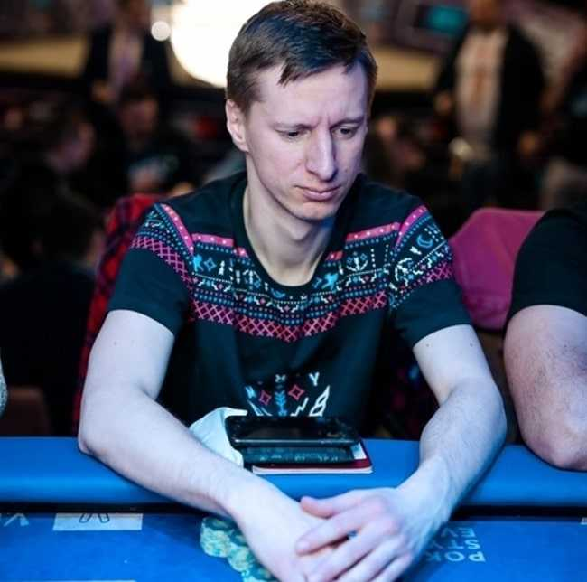 Андрей Заборский - 4 место ($9,140)