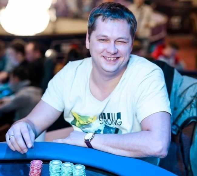 Дмитрий Блынских - 3 место ($13,200)