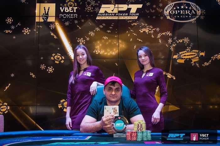 Иван Шастун - победитель SuperStack ($25,000)