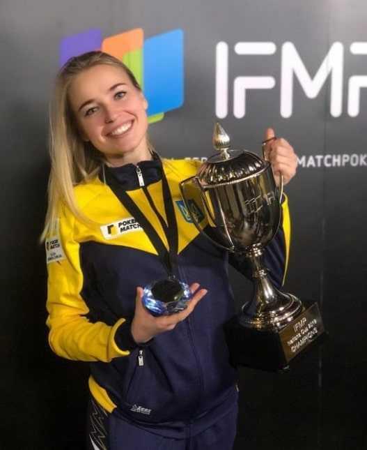 Ольга Ермольчева – лучший игрок Кубка Наций
