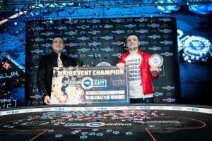 Алексей Михайлевич - чемпион Main Event EAPT ($41,450)