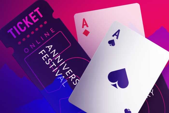 Лотерея «Сочи»: розыгрыш 165 билетов на Pokerdom Anniversary Festival