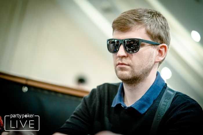 Олег Макеев - четвертое место ($13,500)