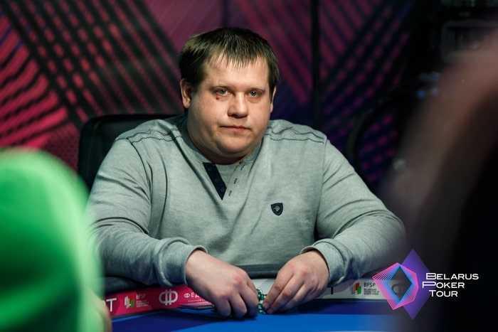 Алексей Пьянусов - 3 место (7,225 BYN)