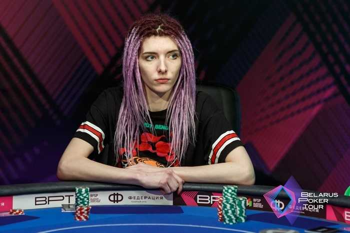 Анна Севостьянова - 4 место (5,780 BYN)