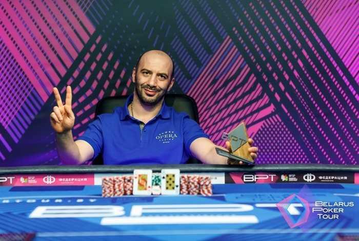 Эмиль Магеррамов— победитель турнира для хайроллеров BPT (трансляция)