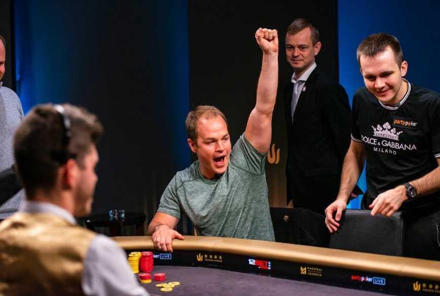 Эндрю Робл – 5-ое место ($444,925)