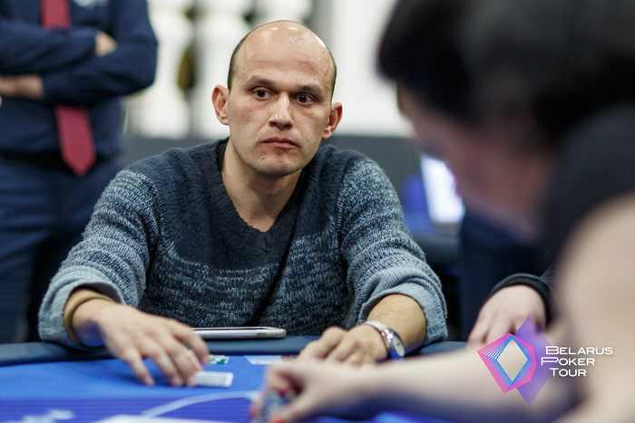 Максим Фришберг - раннер-ап BPT Poker Classic (3,264 BYN)