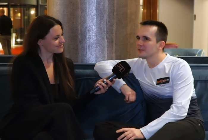 Никита Бодяковский: о будущем Short Deck и о своей работе в partypoker (видеоинтервью)