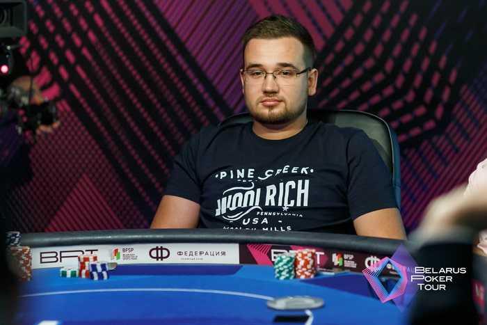 Роман Майданюк - 9 место (2,103 BYN)