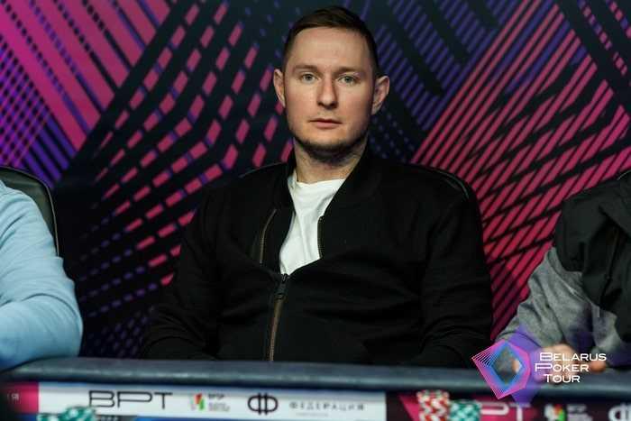 Роман Соломяный - 6 место (3,612 BYN)
