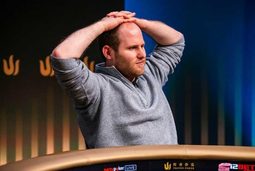 Сэм Гринвуд – 2-ое место ($1,118,000)