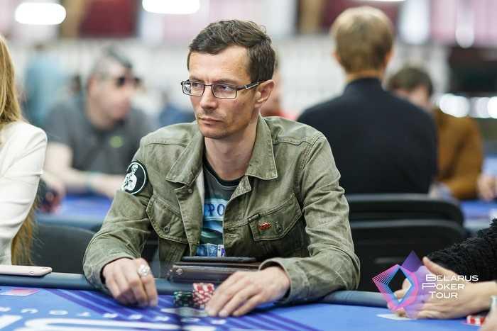 Сергей Гросу - 8 место (3,455 BYN)
