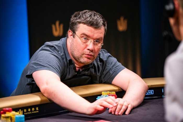 Первый турнир по Омахе на Triton Poker Series: Вячеслав Осипов занял 3 место ($146,900)