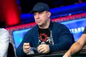 Россиянин_Андрей_Разов в турнире WSOP 2019