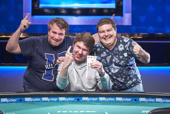 Денис Стребков выигрывает первый браслет WSOP и $200,000 в турнире H.O.R.S.E