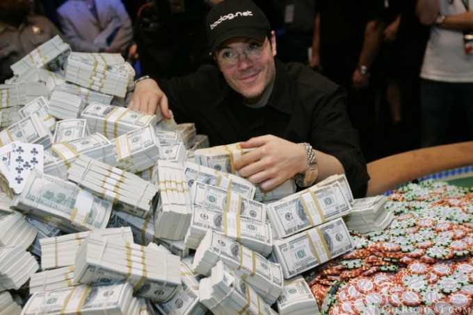 Джейми Голд – чемпион ME WSOP 2006