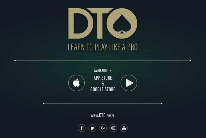 Доминик Ницше выпустил приложение DTO Poker – покерный помощник по GTO