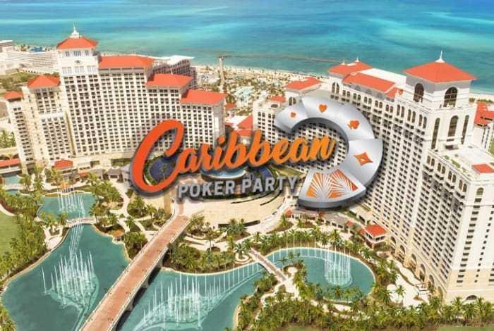 Как выиграть пакет на Caribbean Poker Party: сателлиты от $2.20 и благотворительный турнир на partypoker