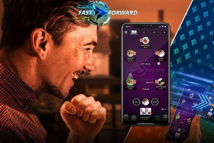 Partypoker обновил игры fastforward в мобильной версии