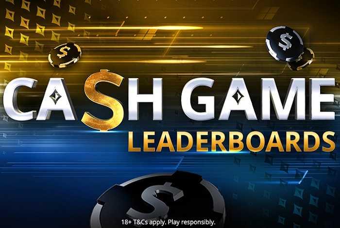 Partypoker увеличил выплаты в Cash Game Leaderboards до $180,000 и запустил акцию с ежедневным розыгрышем $8,000