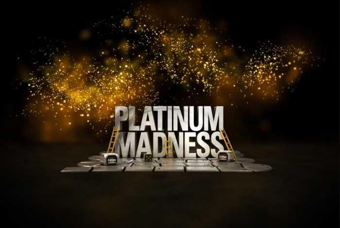 PokerStars разыгрывает денежные призы и Platinum Pass в новой акции Platinum Madness