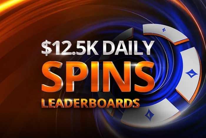 Partypoker запустит лидерборд для Spins и увеличит призовые лидерборда для Sit & Go