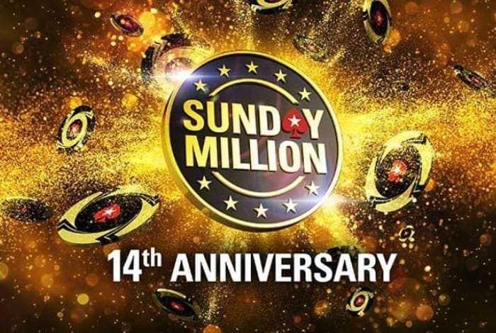 Sunday Million установил новый рекорд: 93,000 регистраций и $18,600,000 гарантии