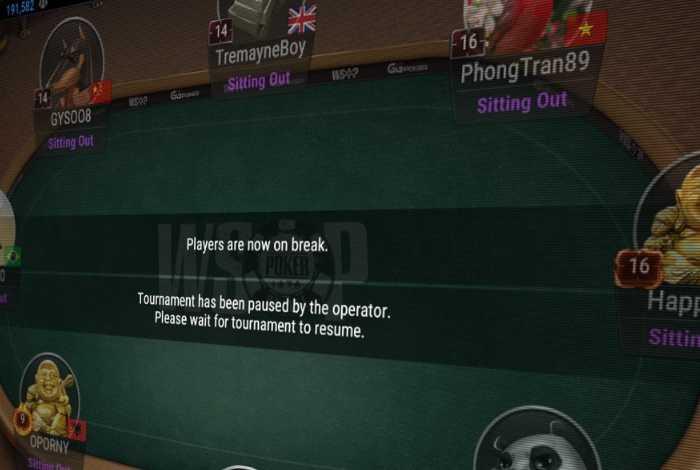 Турнир-открытие WSOP Online отложен из-за падения серверов GGPoker