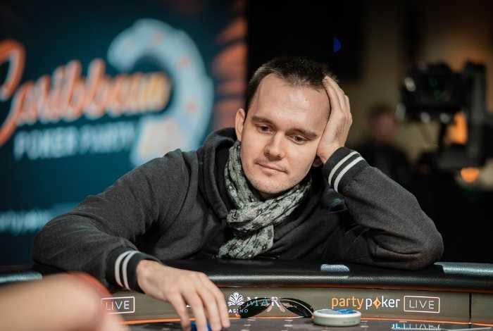 Никита Бодяковский остановился в шаге от браслета в турнире по Short Deck