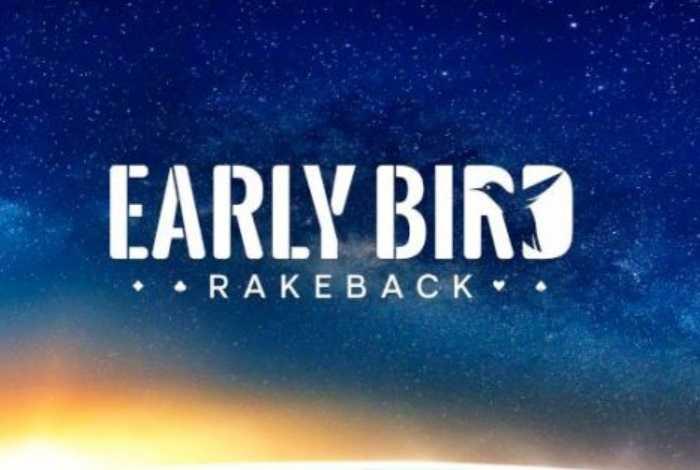 Акция Early Bird Rakeback на 888poker – рейкбек 10% за раннюю регистрацию в турнирах