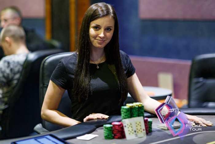 Belarus Poker Tour 33: первый кубок серии отправился в женские руки