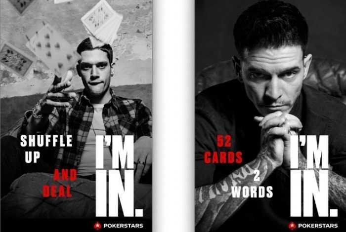 PokerStars запустил новую маркетинговую компанию «I'M IN»