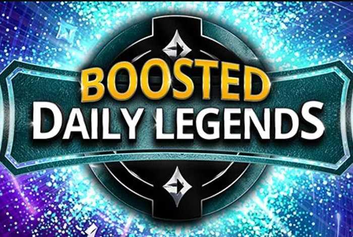 Partypoker запустил акцию Boosted Daily Legends: ежедневный розыгрыш билетов до $55