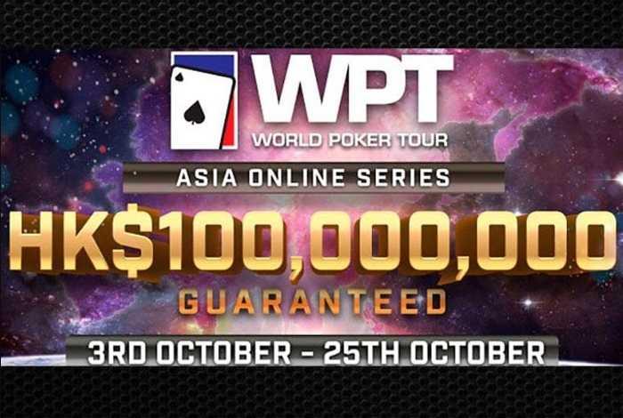 GGPokerOK проведет серию WPT Asia для азиатских игроков