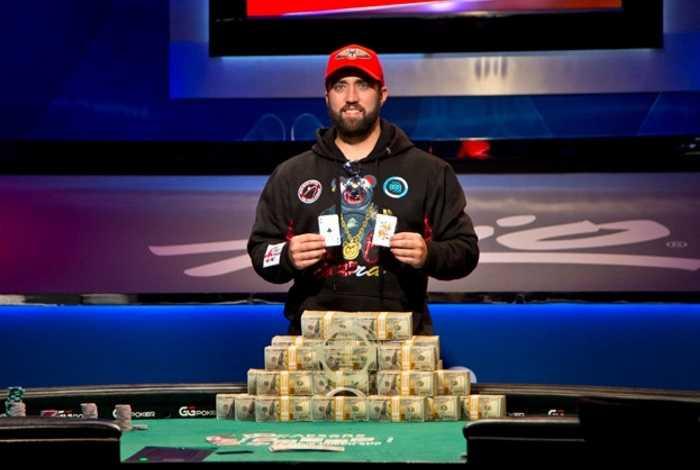 Джозеф Хеберт одержал победу на финалке Мейна WSOP среди американцев ($1,553,256)