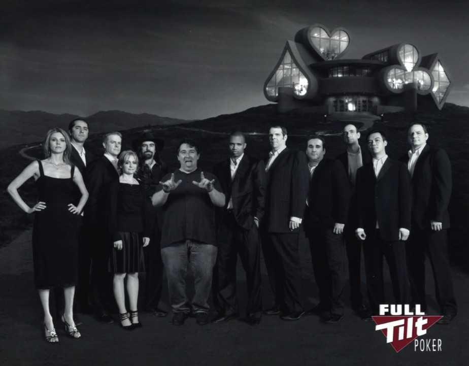 Команда покер-рума