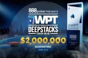 WPT DeepStacks London Online на 888poker