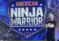 Тони на American Ninja Warrior