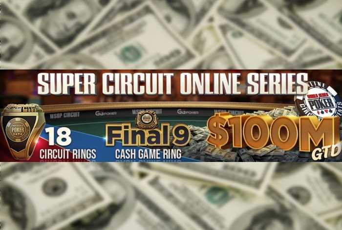 Онлайн-версия WSOP Circuit вернется на GGPokerOK в мае и разыграет $100 млн GTD