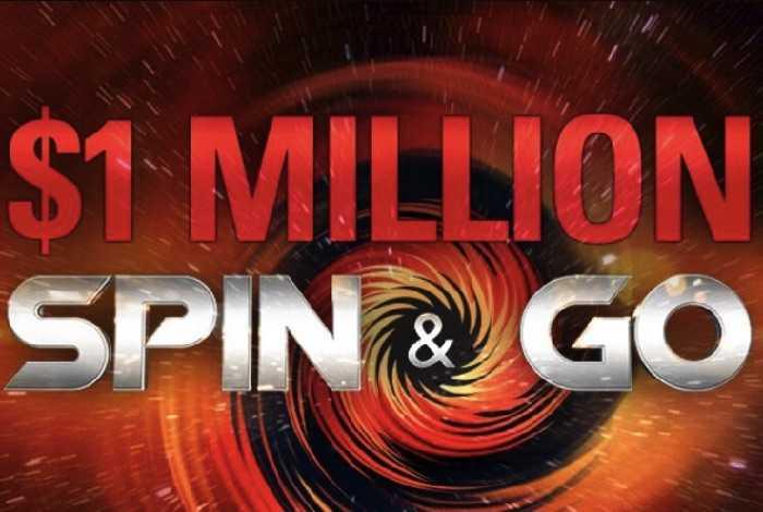 Spin & Go на PokerStars разыгрывают $1,000,000 на всех бай-инах