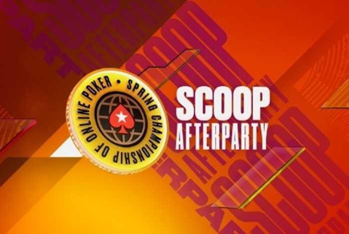 На PokerStars стартовала двухнедельная серия SCOOP Afterparty