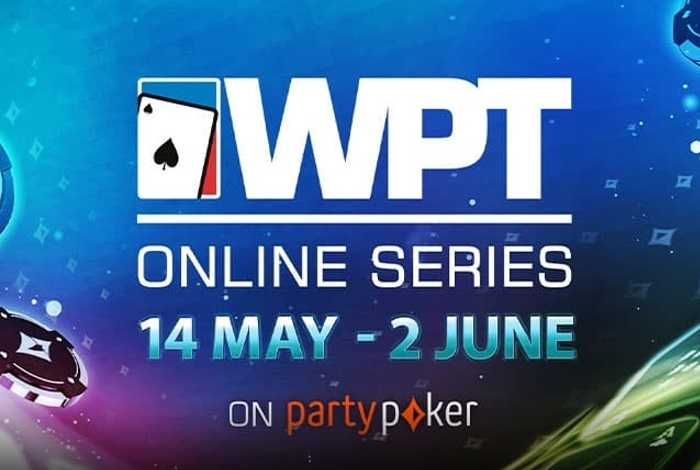 14 мая на partypoker стартует WPT Online Series. Накануне в руме пройдет смена никнеймов