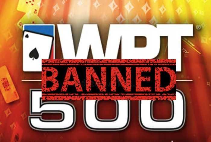 Один из чемпионов WPT500 на partypoker получил бан с конфискацией $160,000