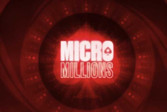 На PokerStars стартовала серия MicroMillions — бай-ины от $1.10 и миллионные гарантии