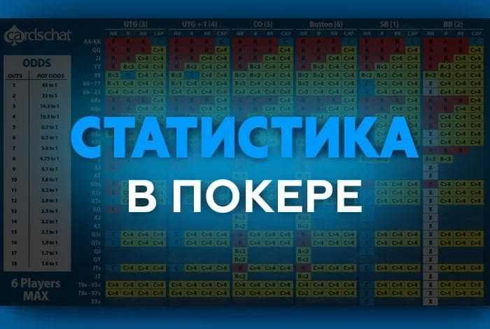 Покерная статистика на игроков: лучшие сайты, важная информация для анализа
