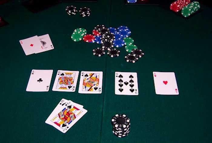 Правила и особенности шоудауна в покере